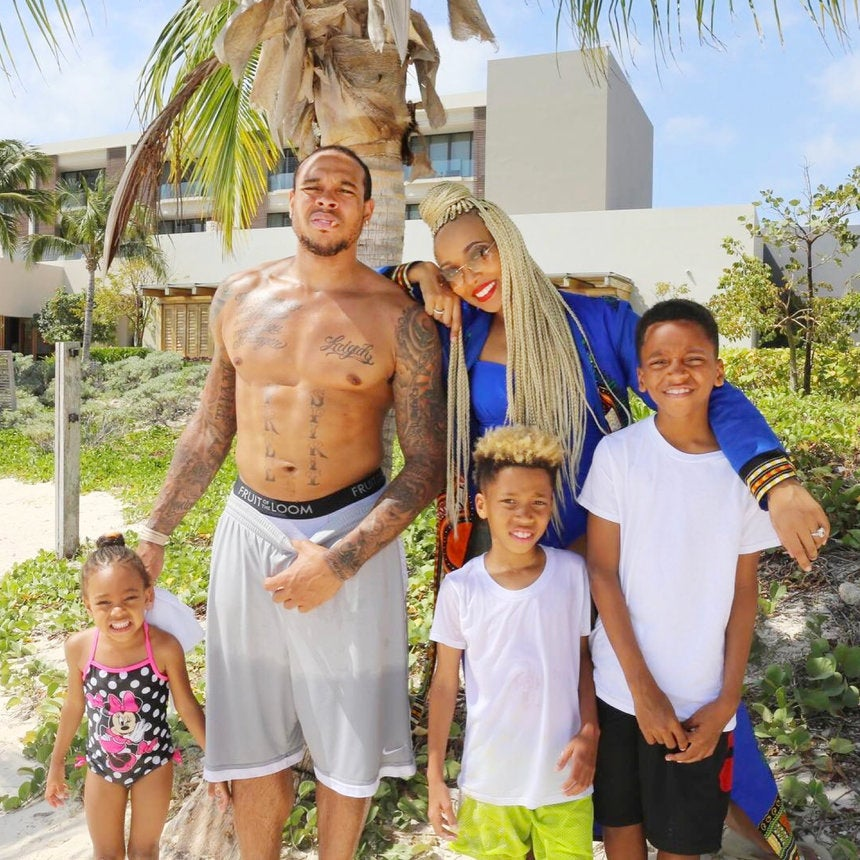Monica On Raising A Blended Family With Husband Shannon Brown: 'I'm Very No-Nonsense'