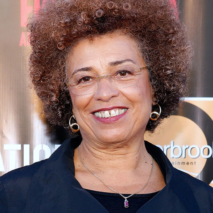 Angela Davis Clears The Air About BDS, Palestine, And Award Controversy