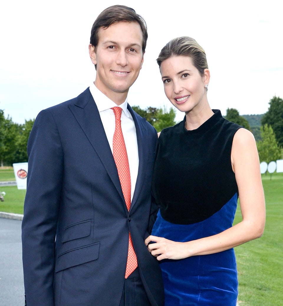 Ivanka Trump and Jared Kushner Could Be Worth as Much as $741 Million: Reports