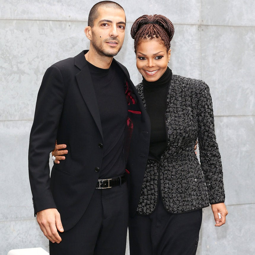Janet Jackson 'Really Trusts' Ex Wissam Al Mana: 'There Is No Fighting' After Split, Says Source