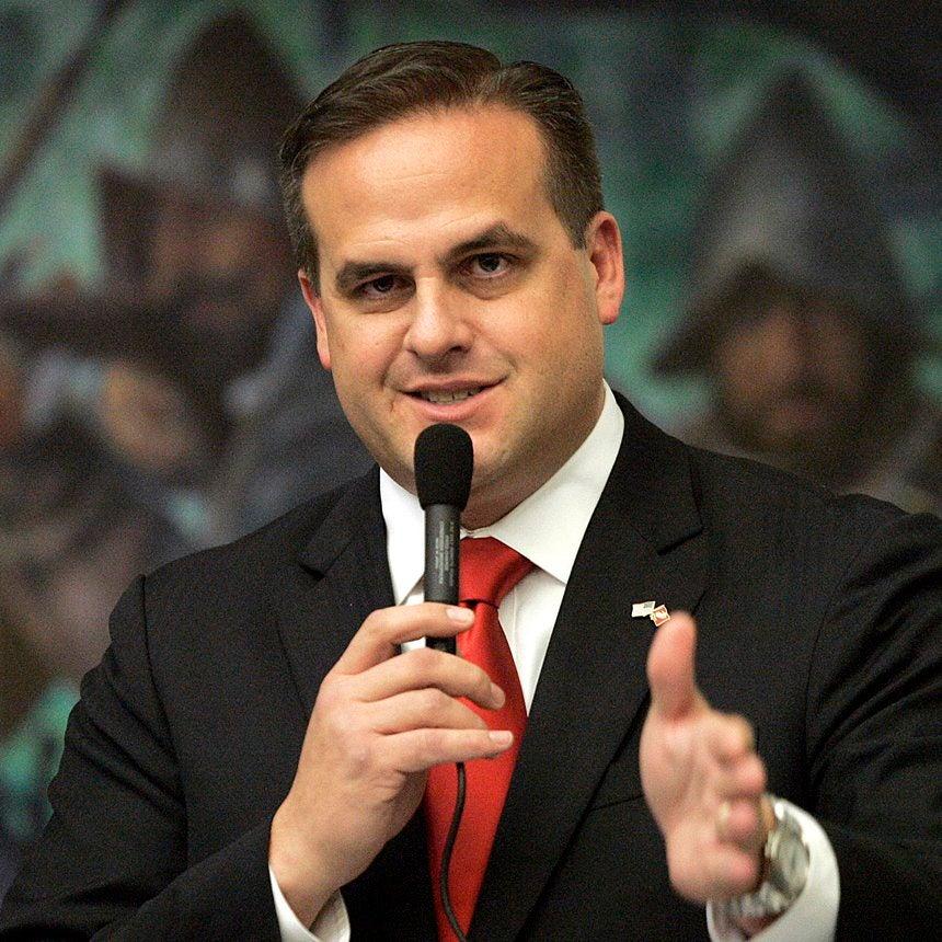 Florida State Senator Apologizes For Racial Slurs But Black Lawmakers Want Him Out