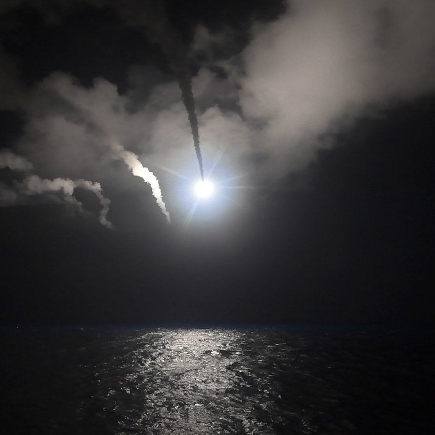 What to Know About The U.S. Missile Attack On Syria