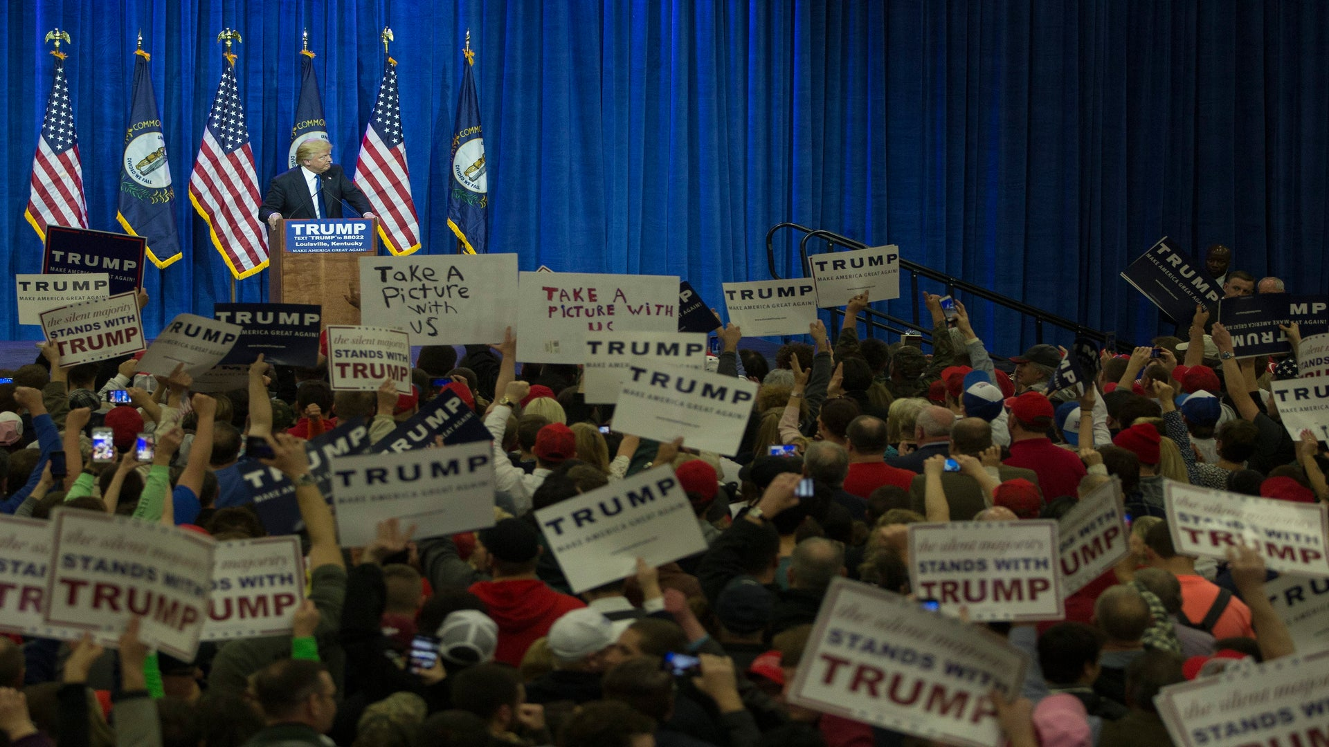Federal Judge Rules President Trump Incited Violence At Rally As Candidate