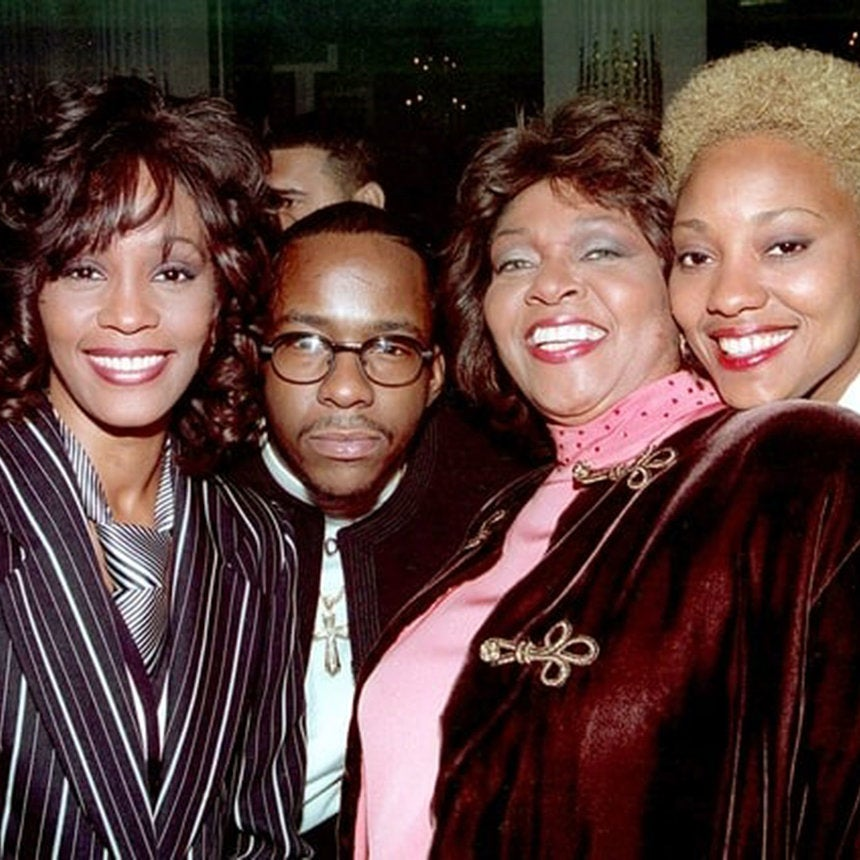 Who Is Robyn Crawford? 6 Things To Know About Whitney Houston's Close Friend