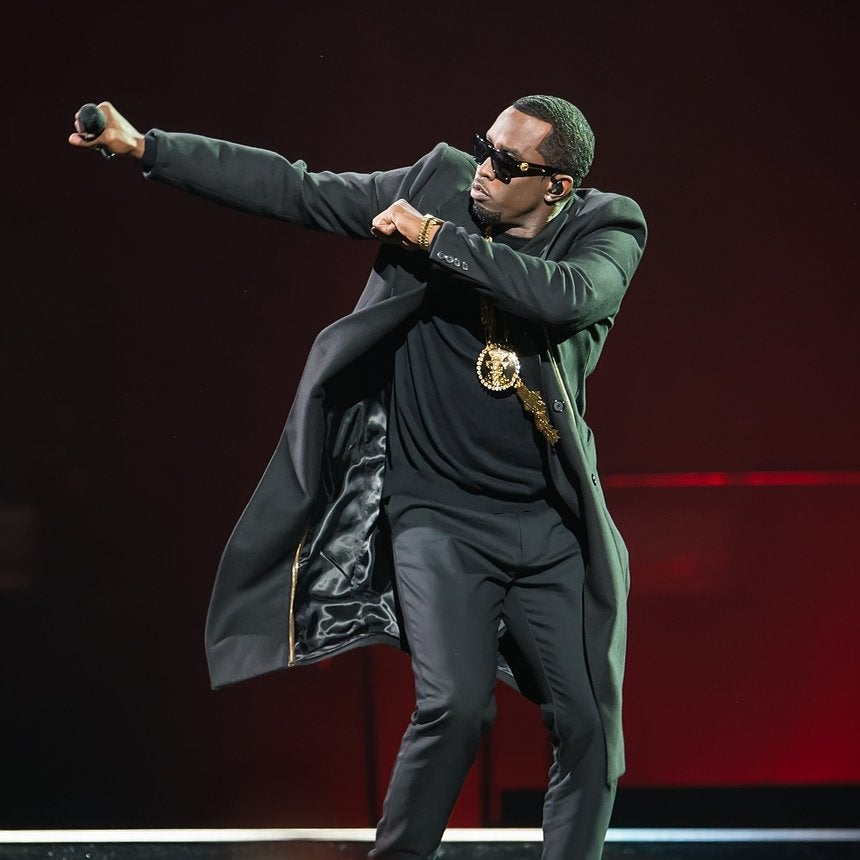 Diddy Sued For Sexual Harassment By Former Chef Who Claims She Had To 'Serve Him A Post Coital Meal'