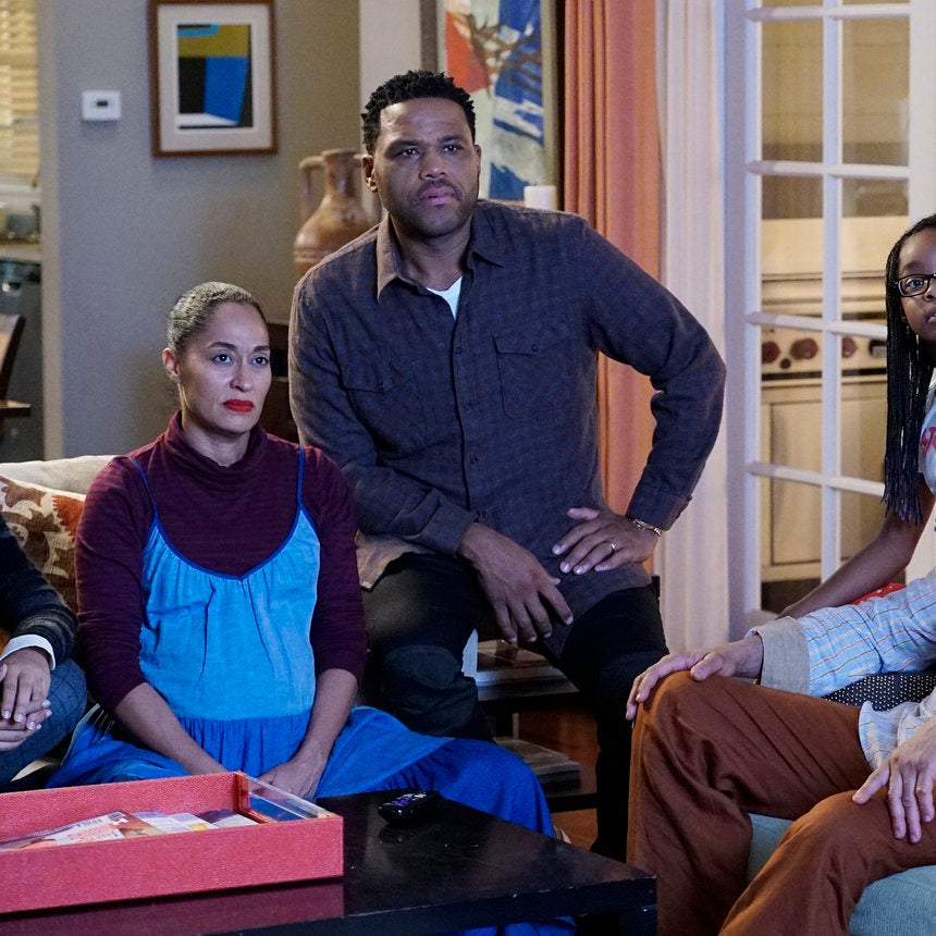 The 'Black-ish' Season Finale Is About To Take An Emotional Turn