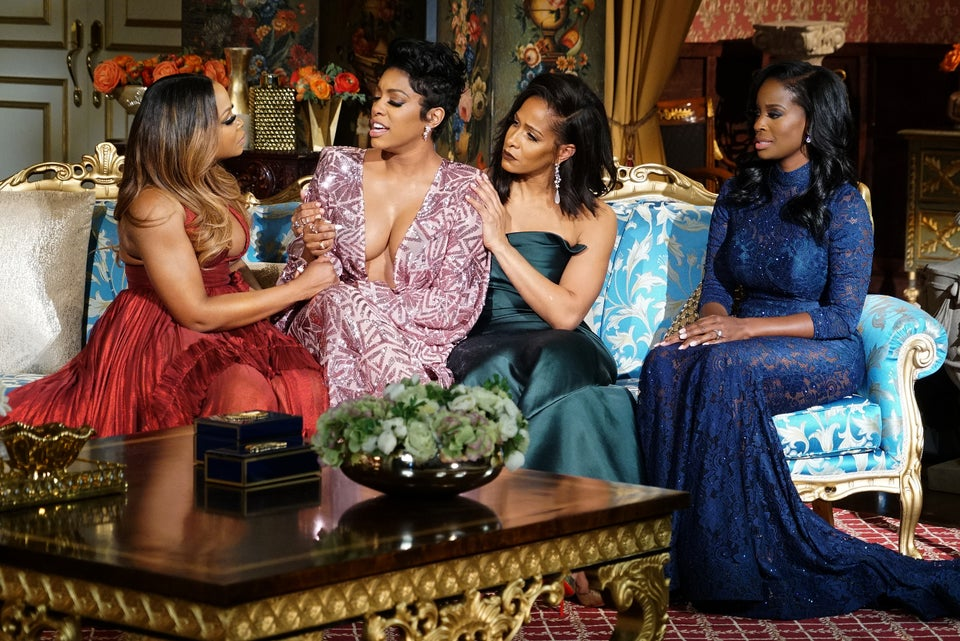 Porsha Williams Doesn't Know If She'll Ever Get Past Drama With Phaedra Parks: 'I Just Can't Talk To Her'
