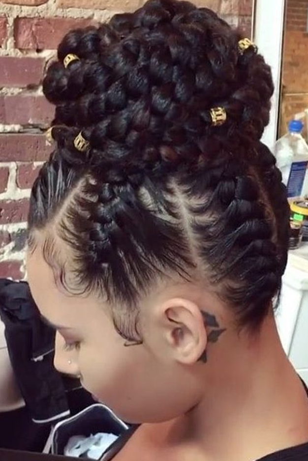 Braided Prom Hairstyles Essence