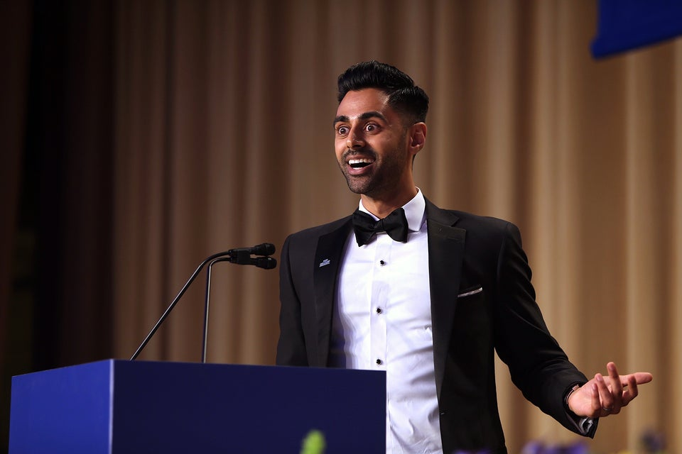 The 5 Best Jokes From the White House Correspondents' Dinner