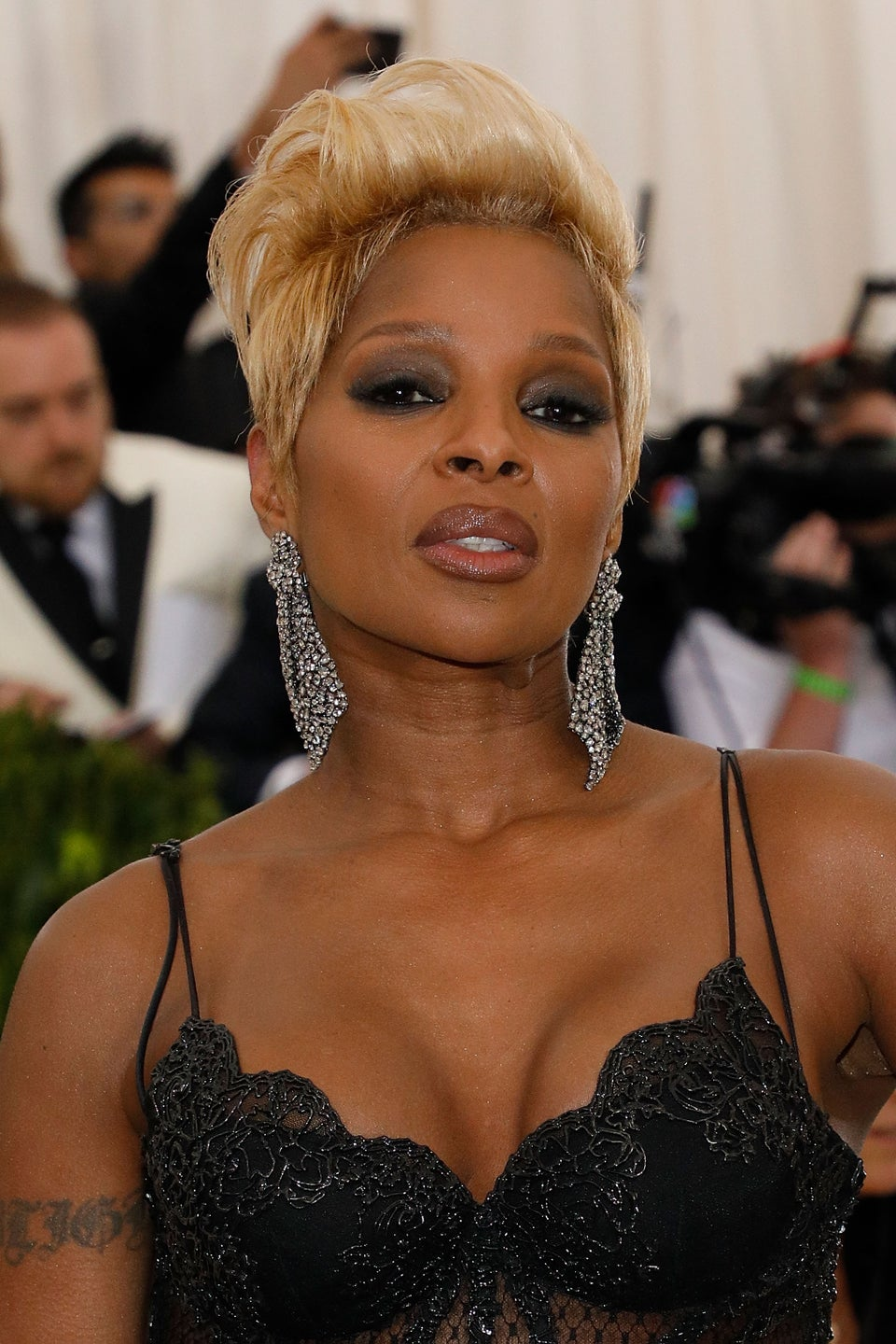 Mary J. Blige And K-Ci Were In The Same Room Together And Got Along