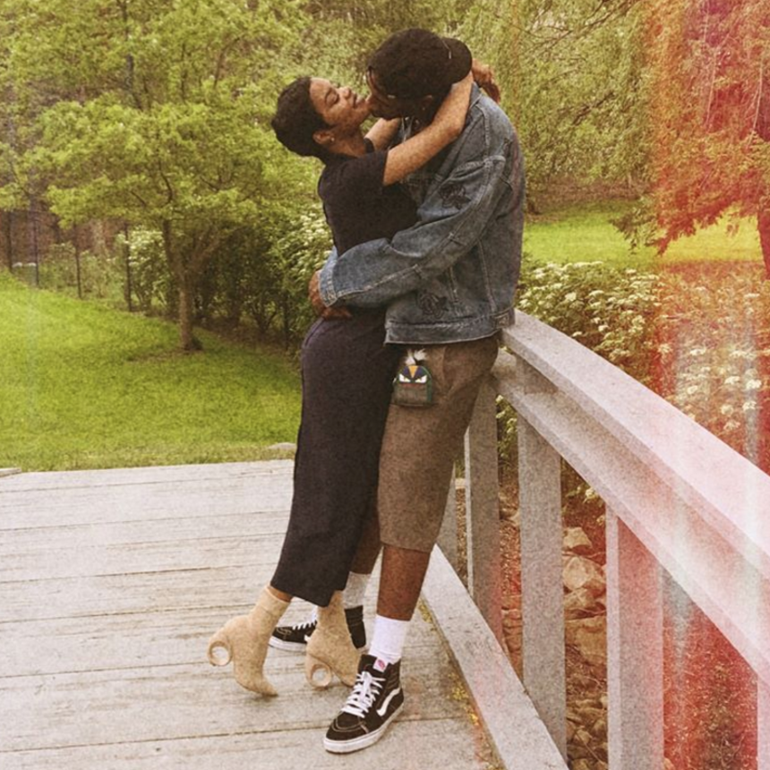 6 Times Teyana Taylor and Iman Shumpert Were the Absolute Sweetest Couple On the Planet