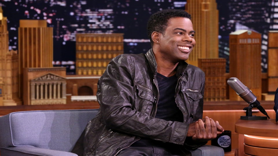 Chris Rock's Sage Advice To Michelle Obama: 'You'll Be Aight'