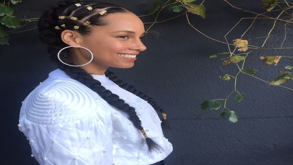 Alicia Keys and Mila J. Are Serving The Ultimate Summer Braids Inspo