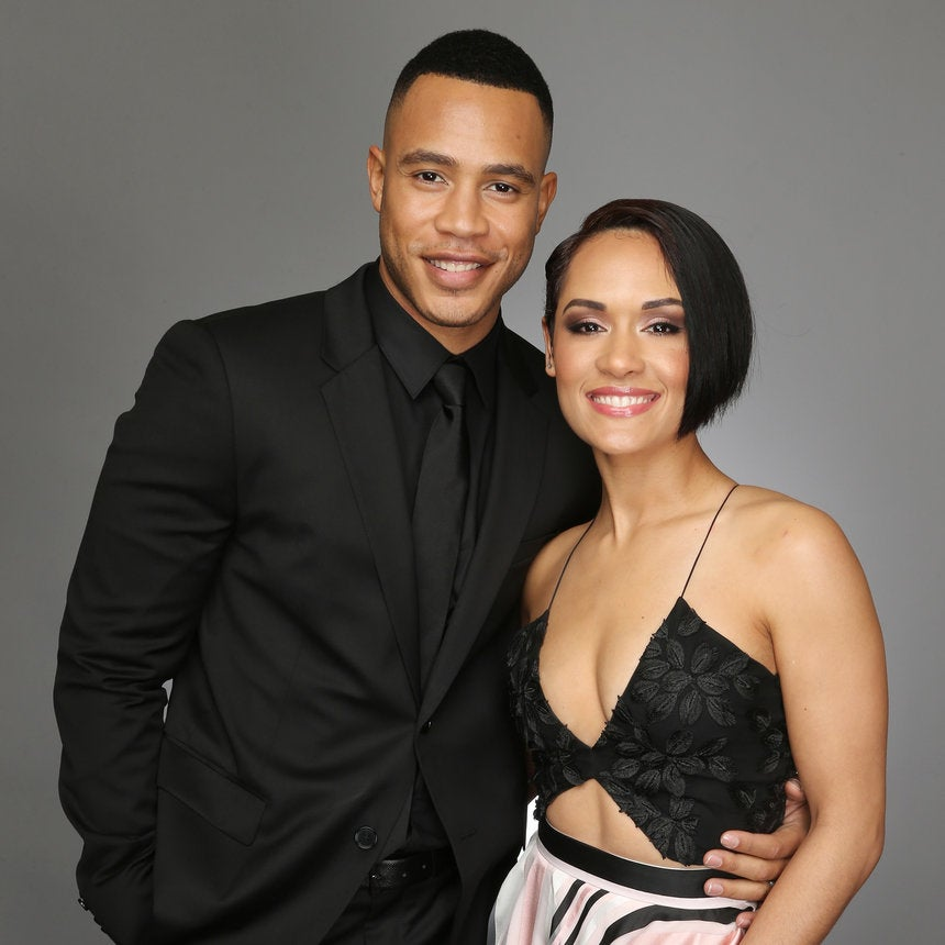 Trai Byers On Why His Wife Is A Queen, Especially On Her Birthday
