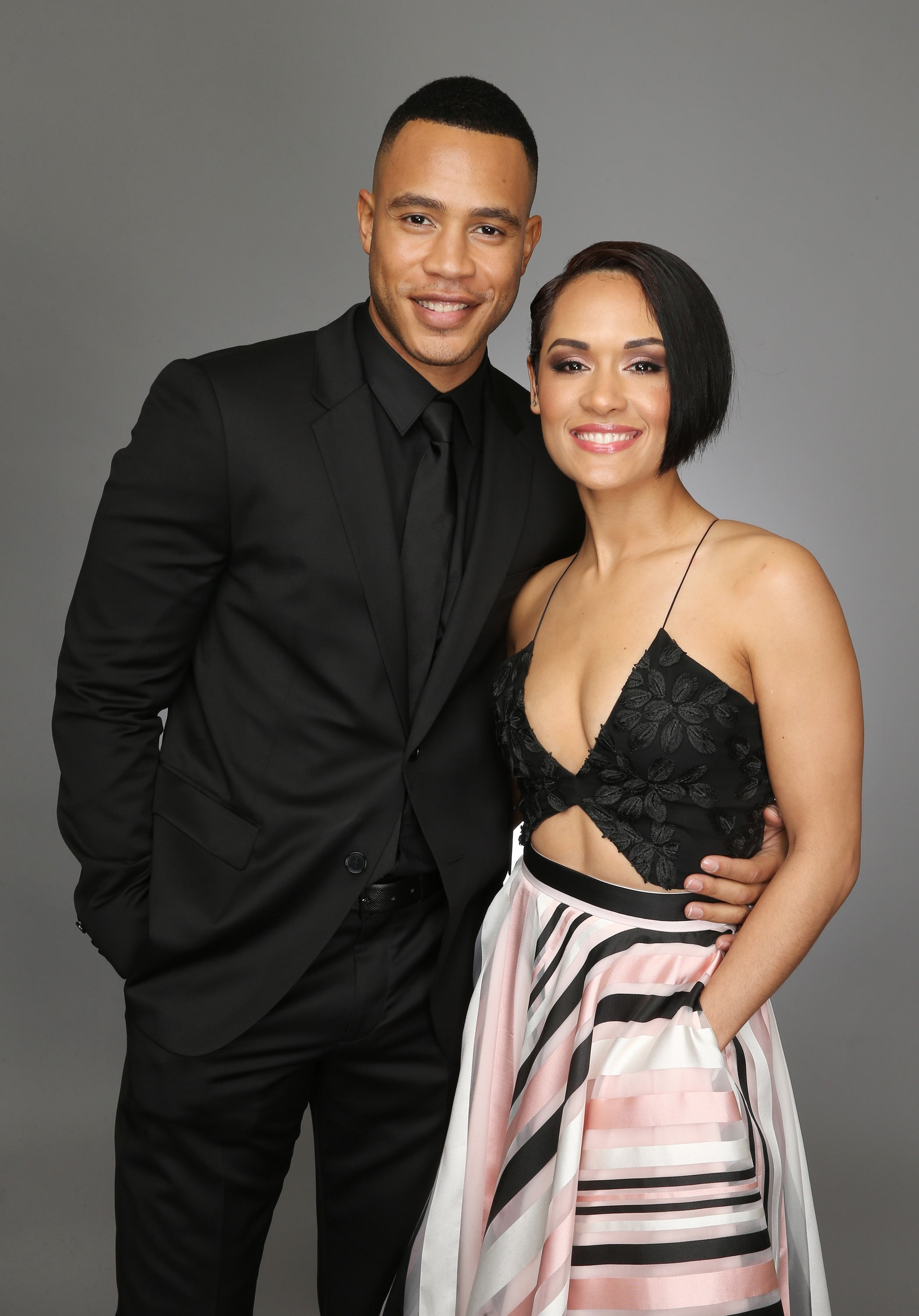Trai Byers Has a Sweet Birthday Message For His Wife and Queen Grace Byers