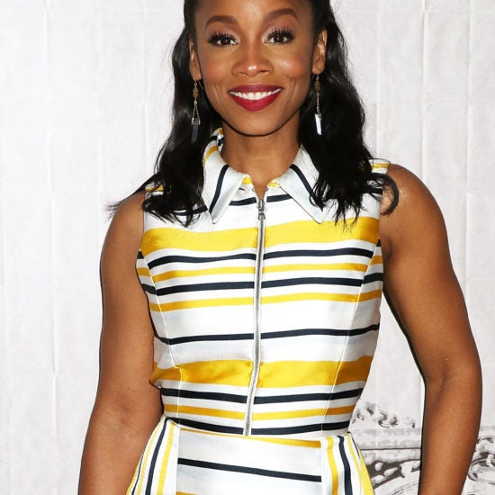 Anika Noni Rose Admits She Was 'Surprised' Disney Lightened Princess Tiana's Skin Color