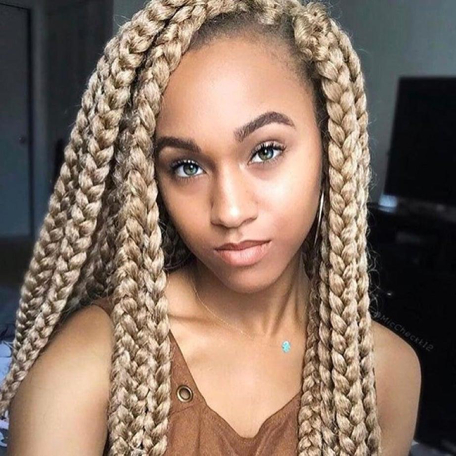 jumbo braids inspiration essence