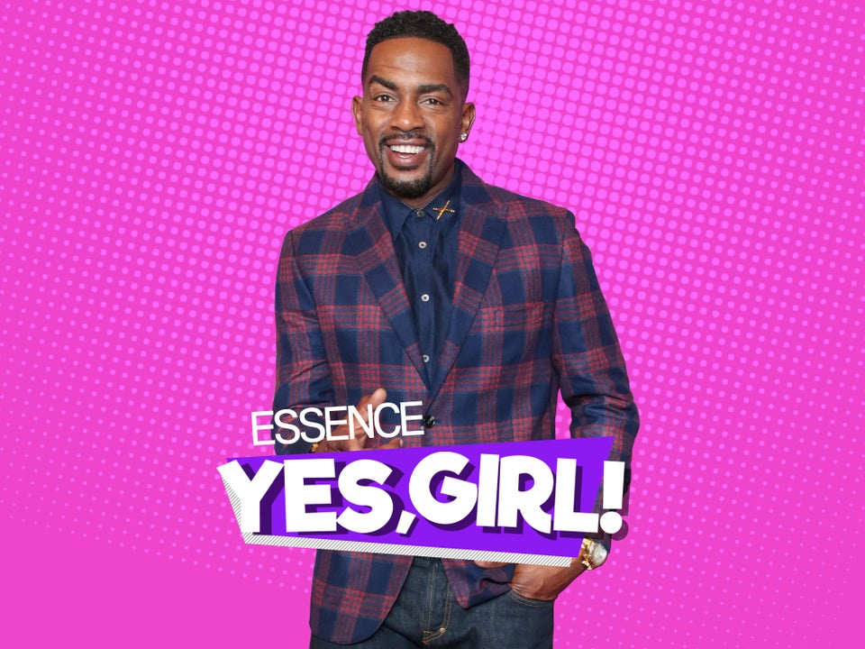Bill Bellamy Stops By 'Yes, Girl!' And Reveals The Inspiration Behind The Phrase 'Booty Call'