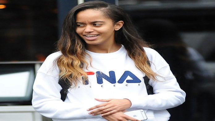 Malia Obama Is All Moved In At Harvard