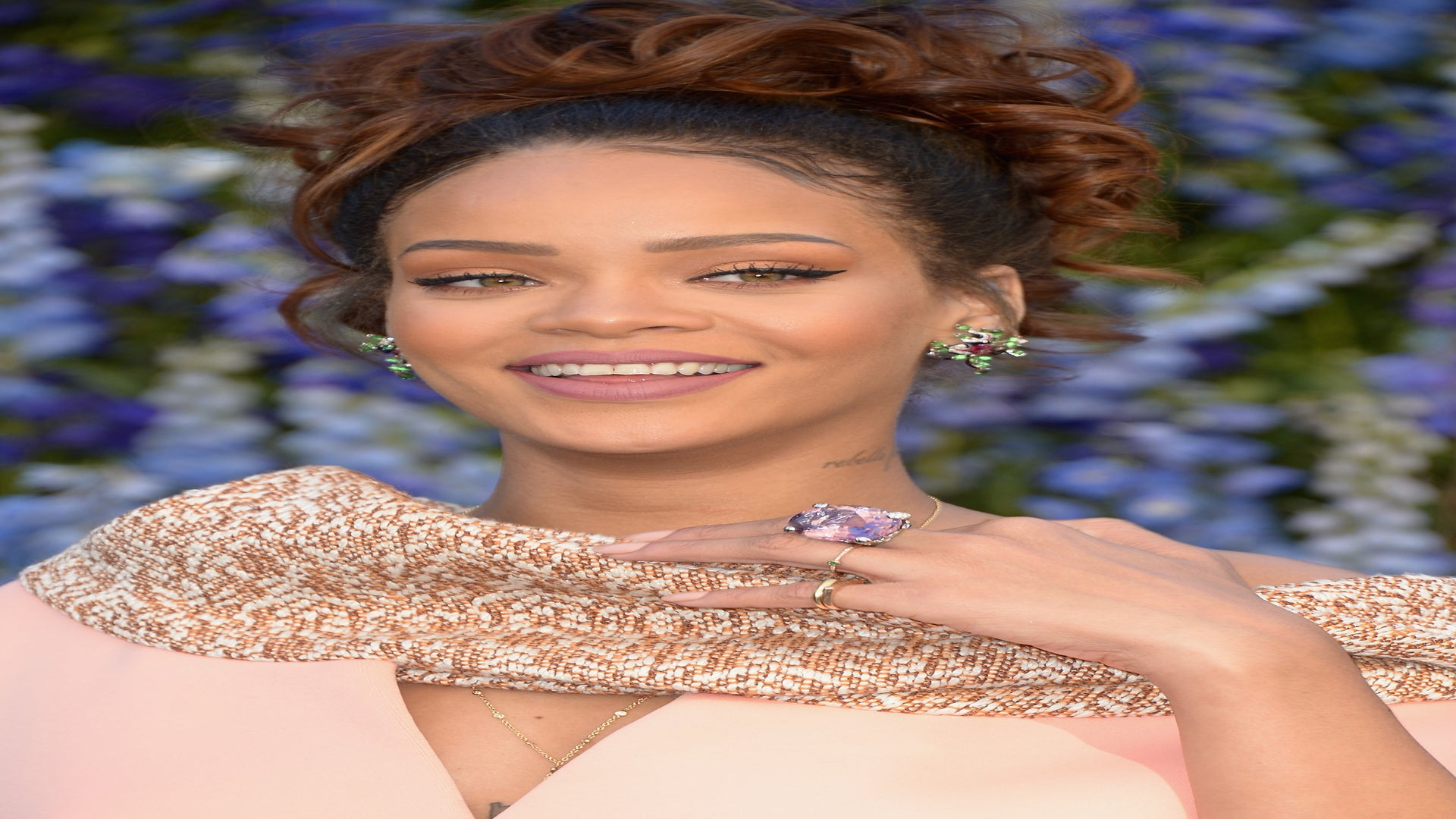 Rihanna Teams Up With Parsons and Donna Karan to Benefit Haitian Artisans