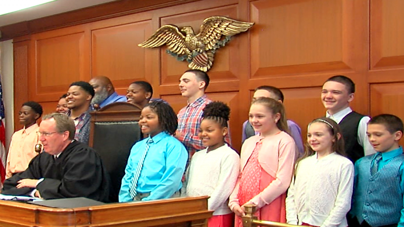 Black Family Adopts Six Siblings Who Did Not Want To Be Separated