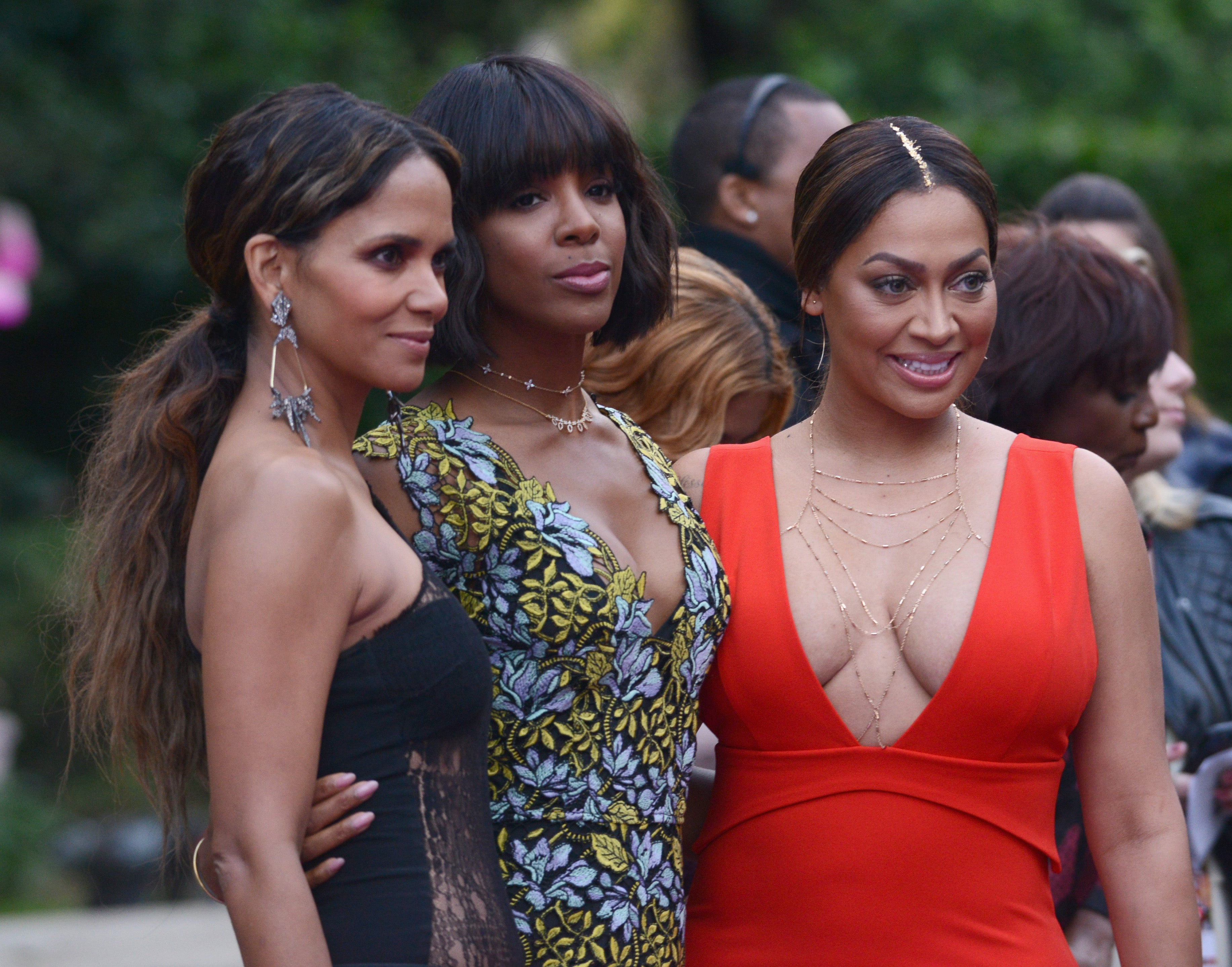 Lala Anthony, Kelly Rowland, Halle Berry and More Celebrate Mothers At VH1's 'Dear Mama' Event