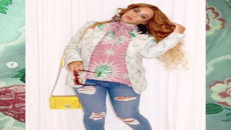 Beyonce Drops New Pregnancy Style Flicks
