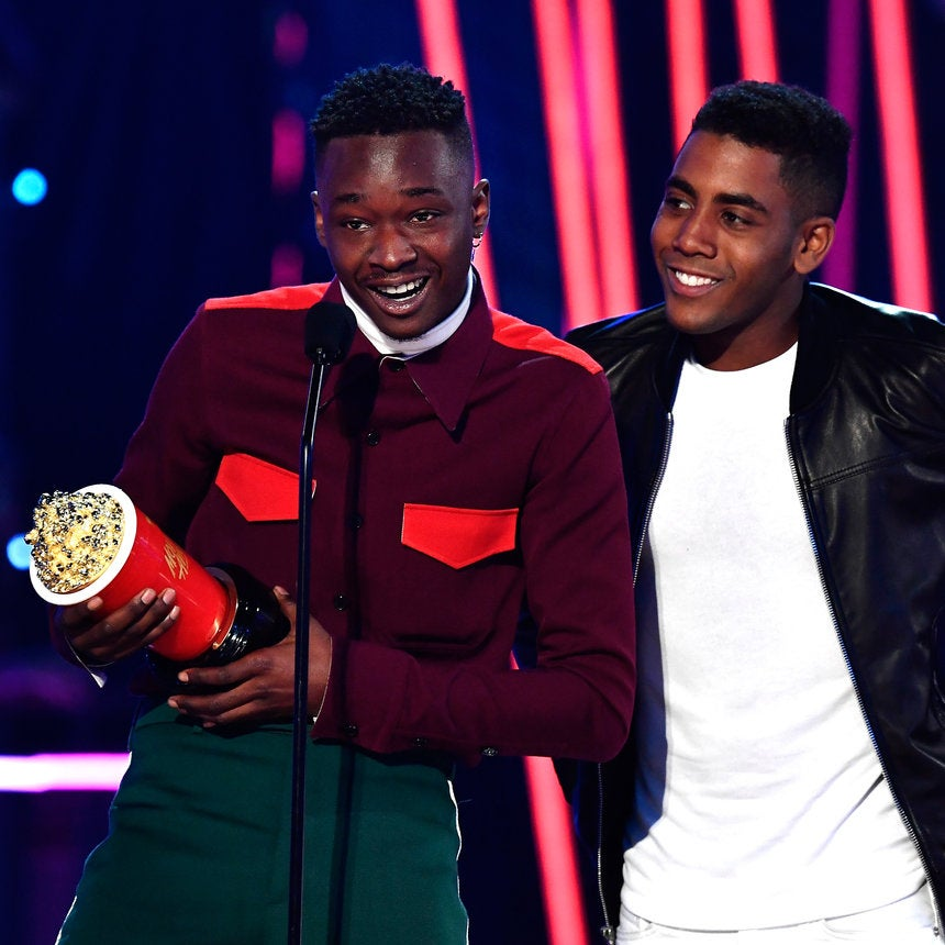 Moonlight Wins Best Kiss At MTV Movie And TV Awards: 'This Represents More Than A Kiss'