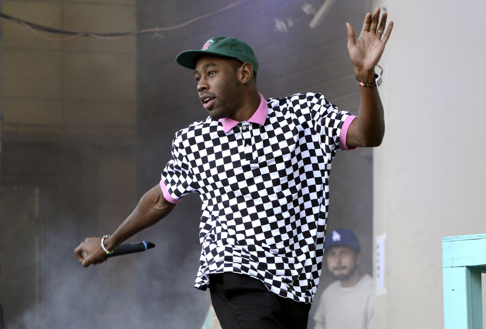 Listen To Tyler, The Creator's Updated Version Of 'You're a Mean One, Mr. Grinch'