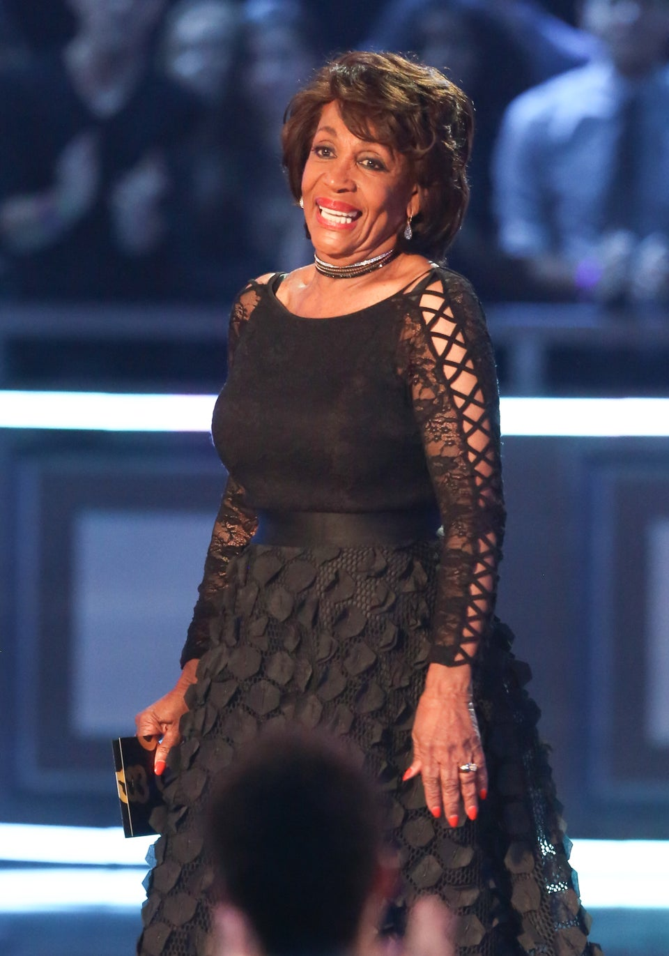 Maxine Waters Got A Standing Ovation At the MTV Movie & TV Awards
