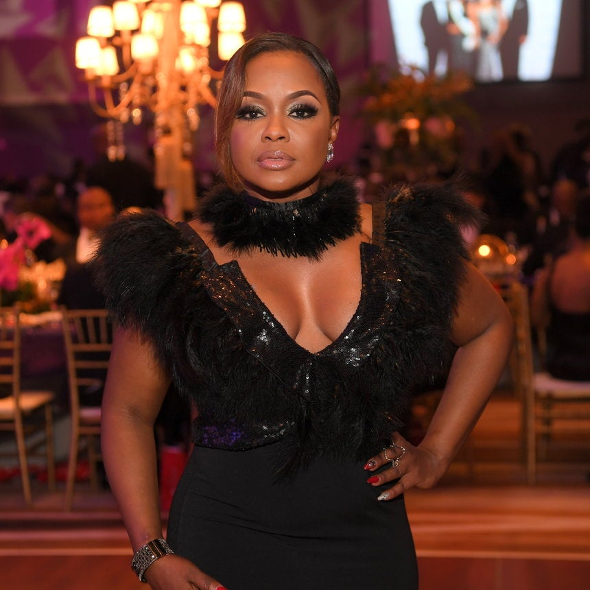 Phaedra Parks Admits To Mistakes She Made With Kandi Burruss: 'I Was Being Petty'