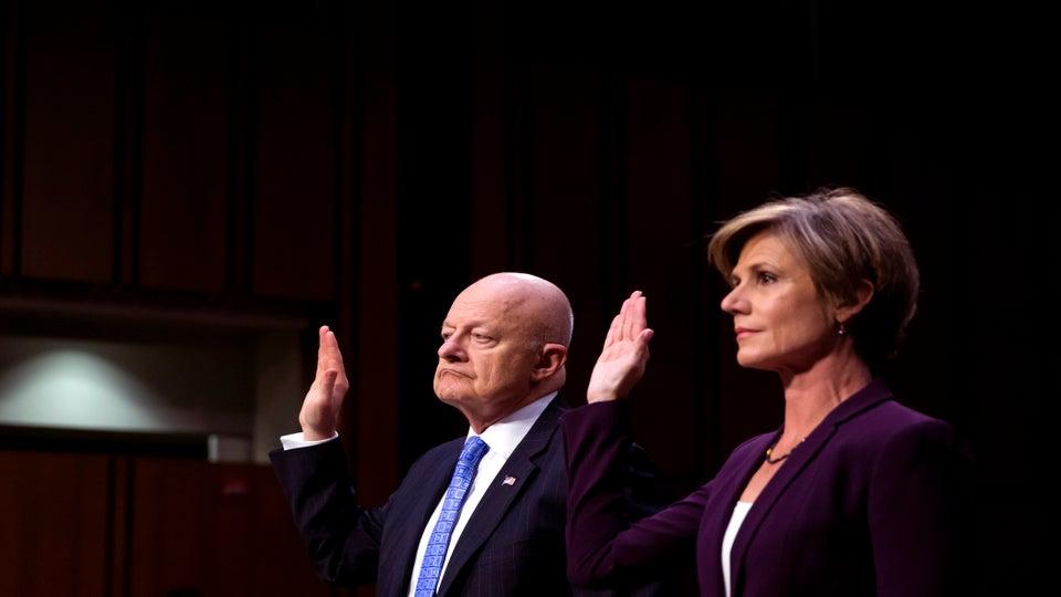 Four Takeaways From Former AG Sally Yates' Senate Hearing Testimony