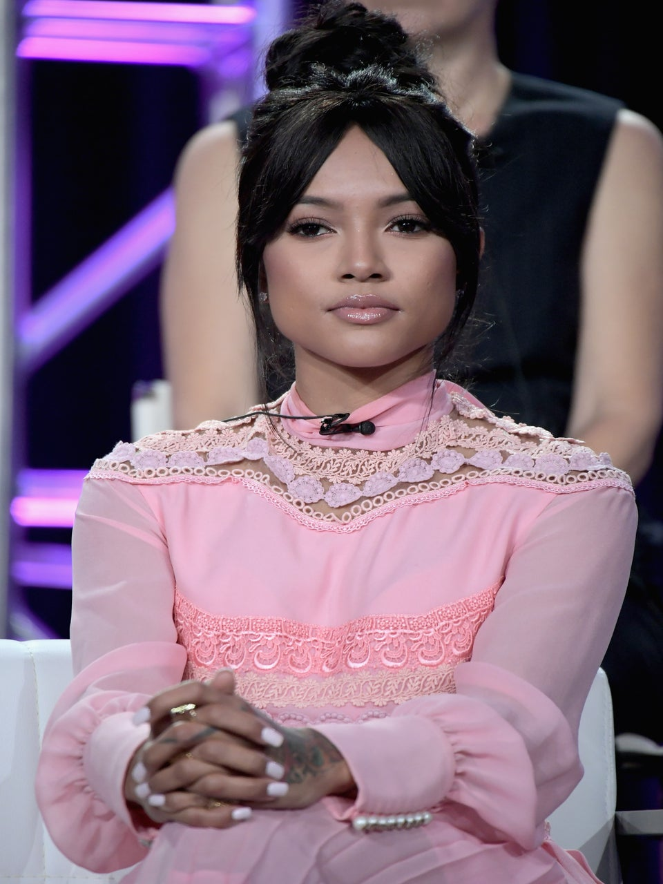 Karrueche Tran Is Ready To Face Chris Brown In Court