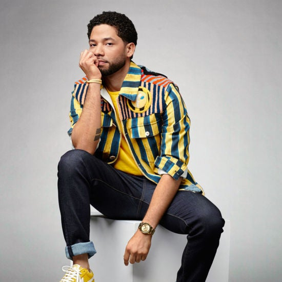 Style Your Guy: Jussie Smollett Talks Spring Style, 'Alien: Covenant' and Lessons From Black Women