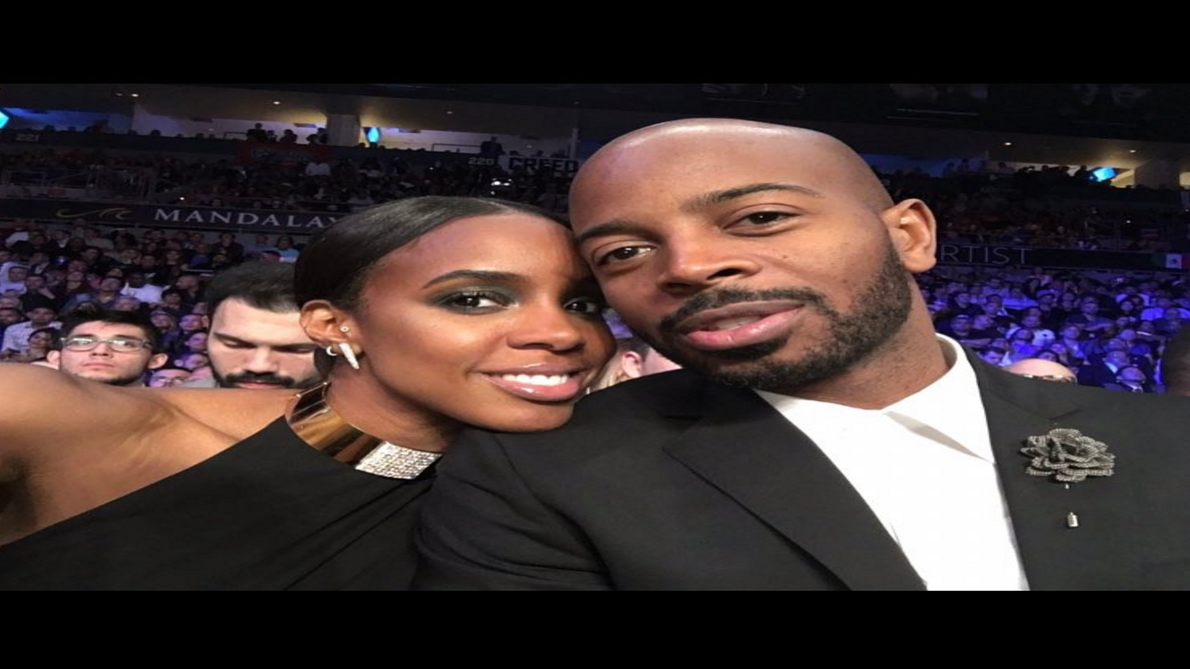 Kelly Rowland And Husband Tim Weatherspoon Celebrate 3rd Wedding Anniversary, Swap Sweet Messages