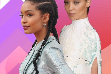 Celebrities In Cornrows Essence