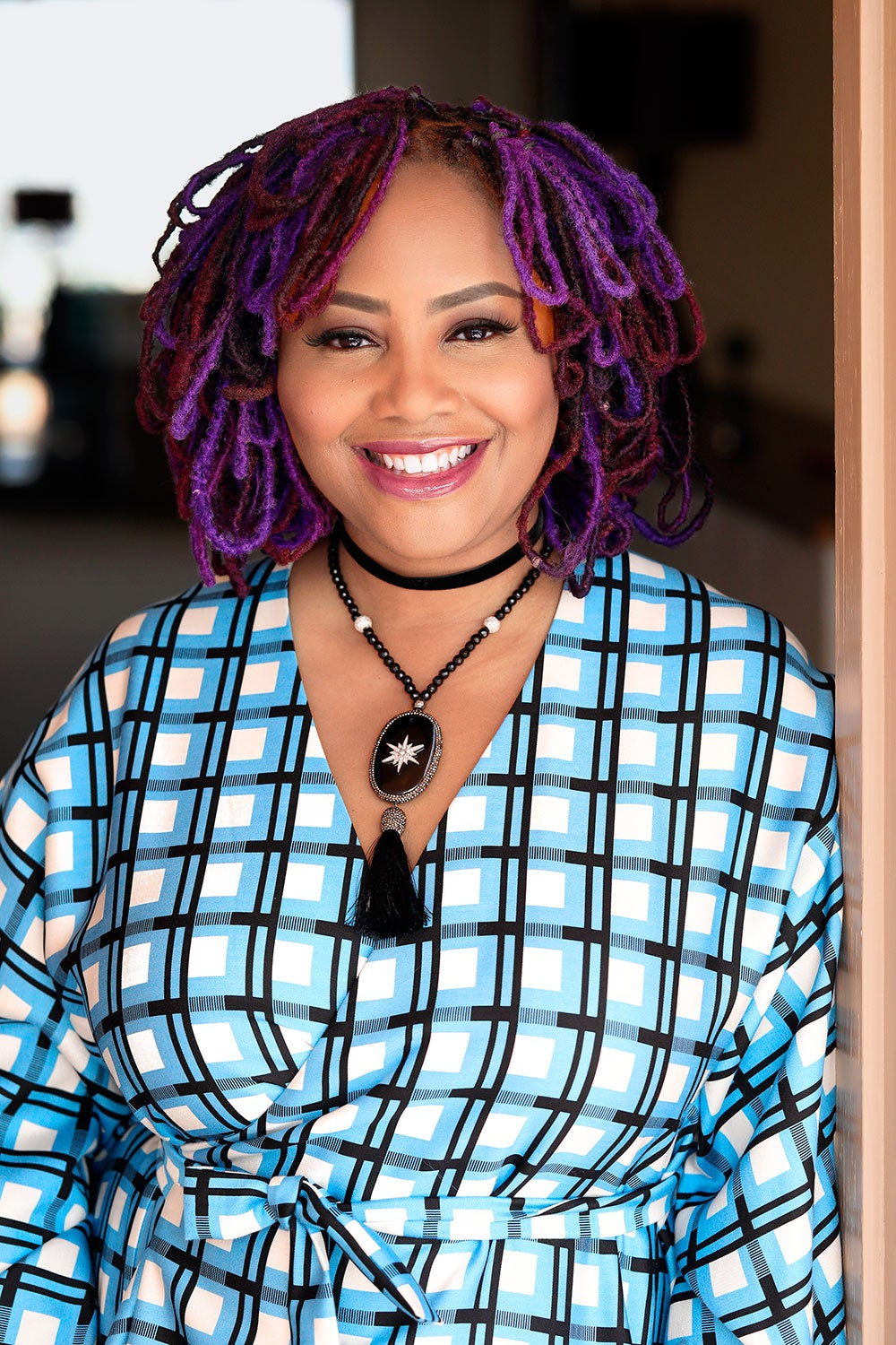 June 2017 Issue: A Day In Her Beautiful Life Lalah Hathaway