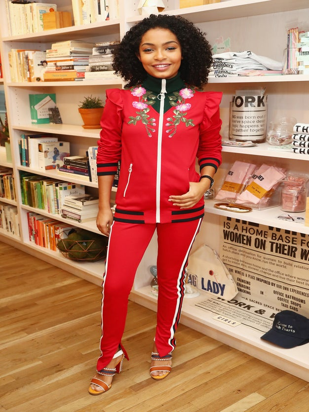 Yara Shahidi Talks New Fossil Campaign, Campus Fashion and Her Ultimate Style Crush