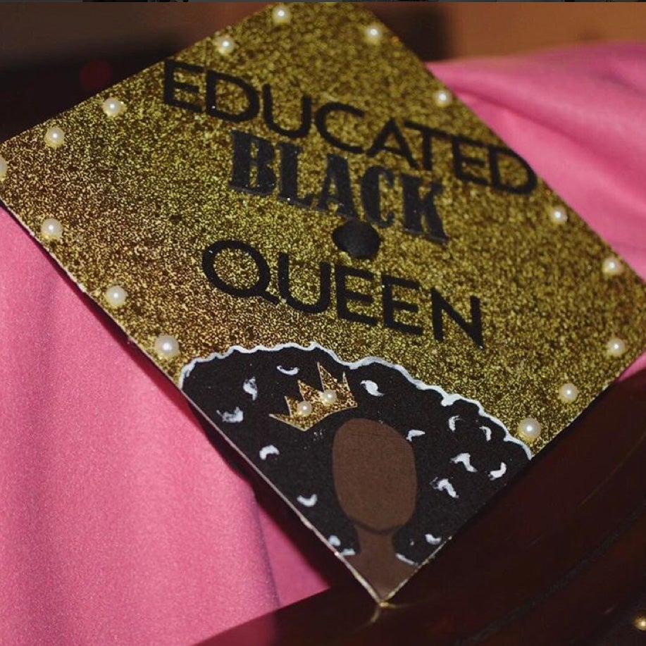 Graduation Cap Clever Girl: Best Graduation Caps Of 2017 Essence