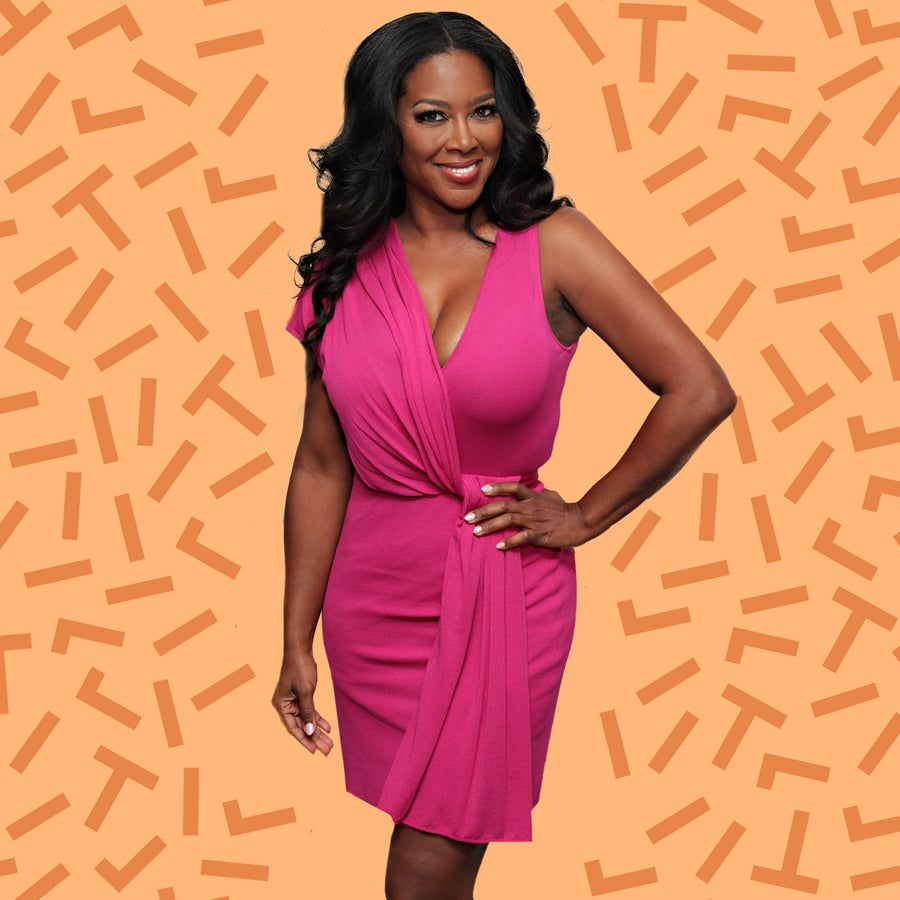 Kenya Moore Takes An 'Amazing' Birthday Trip To Egypt With Her Husband