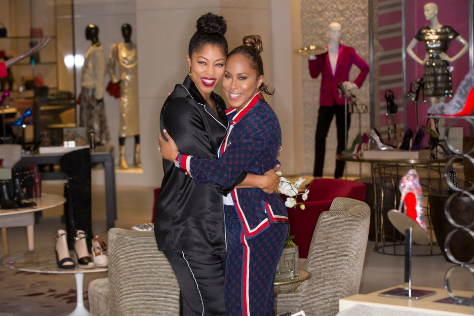 Marjorie Harvey and Daughters Lori & Morgan Hawthorne Talk About Their Beautiful Mother's Day
