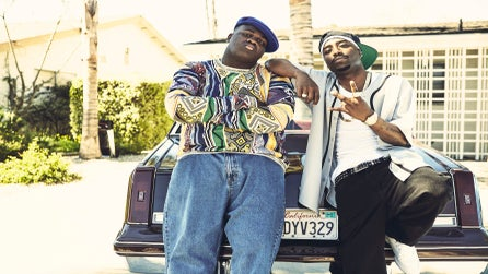 'Unsolved': True Crime Drama About Tupac and Biggie's Murders Picked Up By USA Network