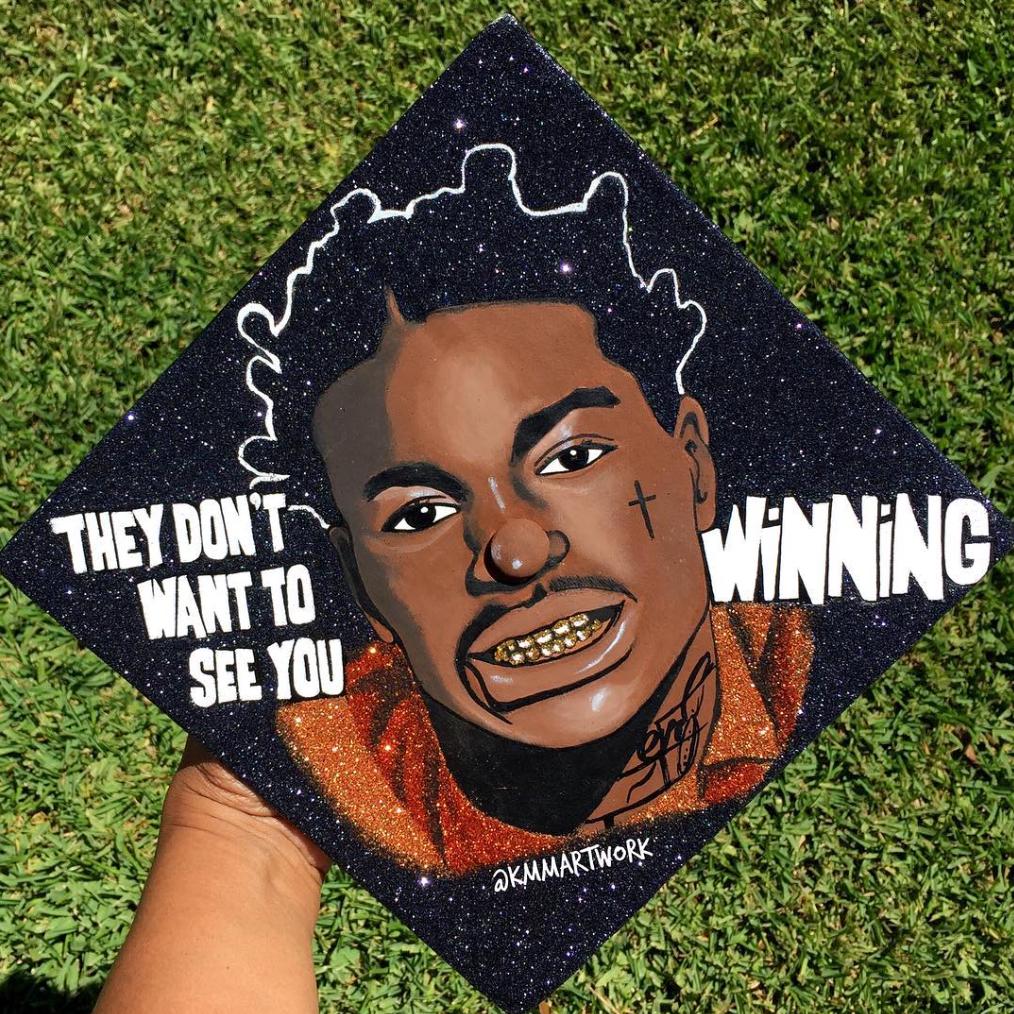 Best Graduation Caps Of 2017 Essence