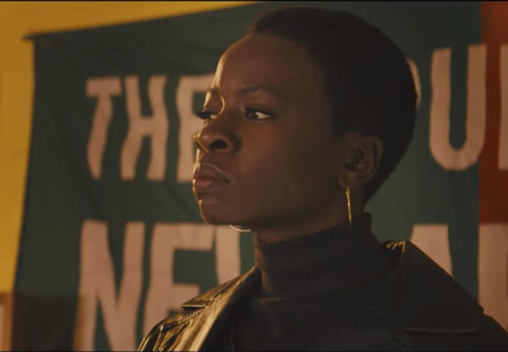 See Danai Gurira As Afeni Shakur In 'All Eyez On Me' Clips