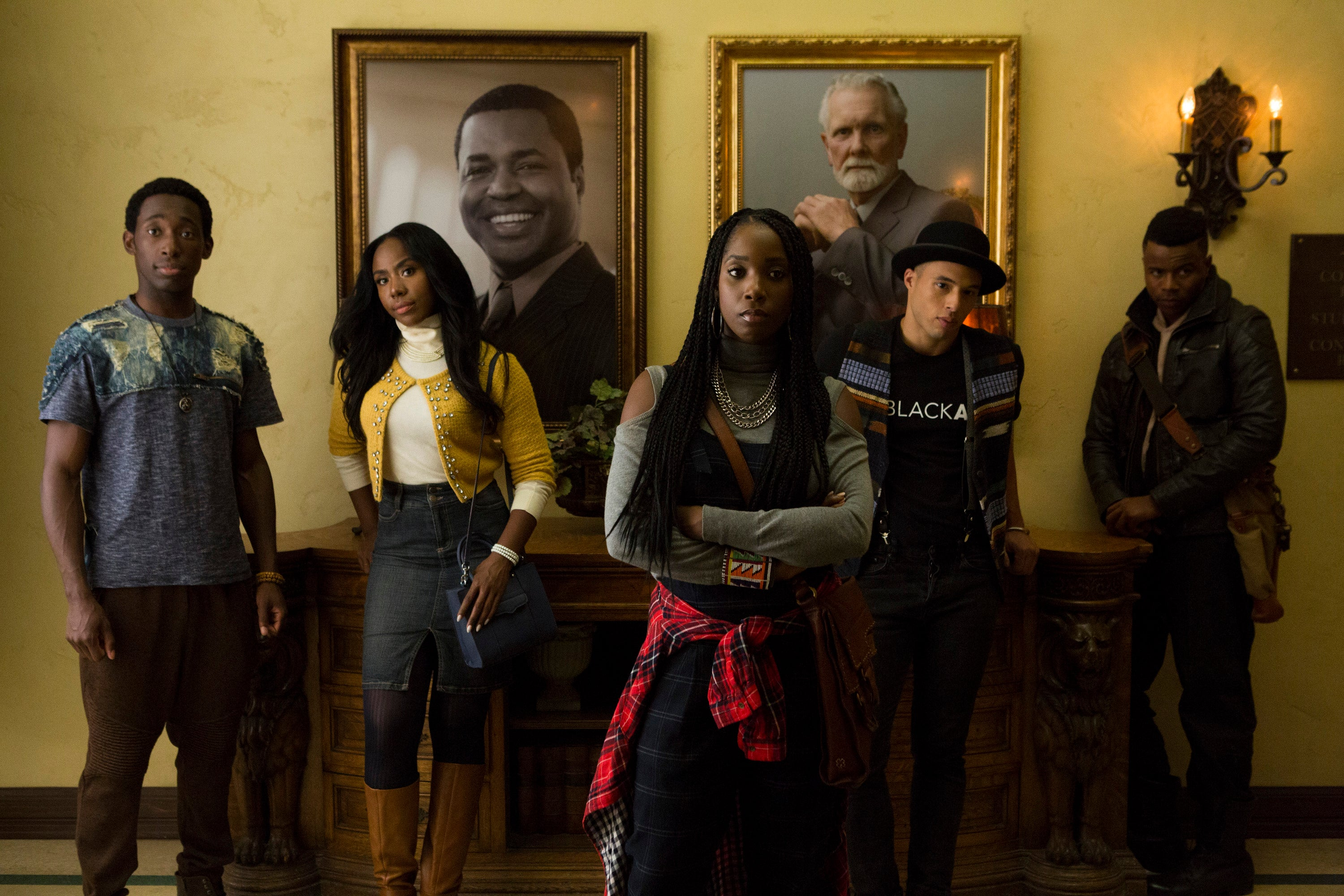 'Dear White People' Is Officially Coming Back With A Ten-Episode Second Season