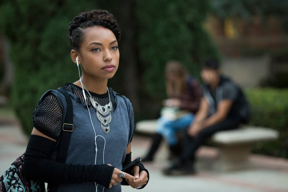 'Dear White People's' Justin Simien and Logan Browning Address White Critics
