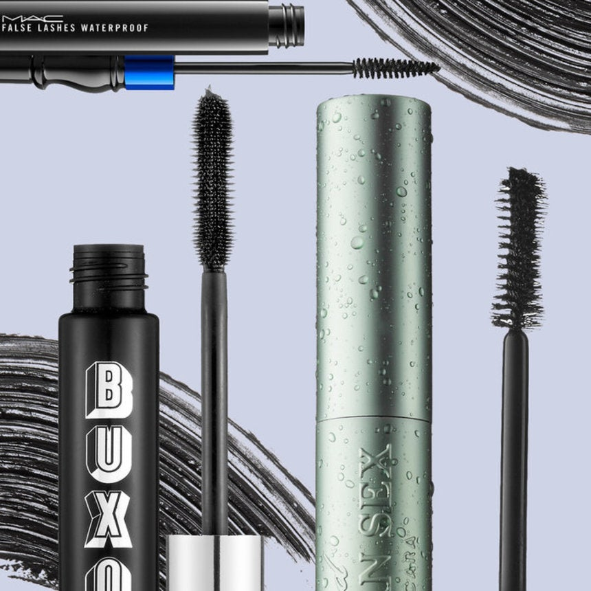 10 Waterproof Mascaras For A Smudge-Free Summer