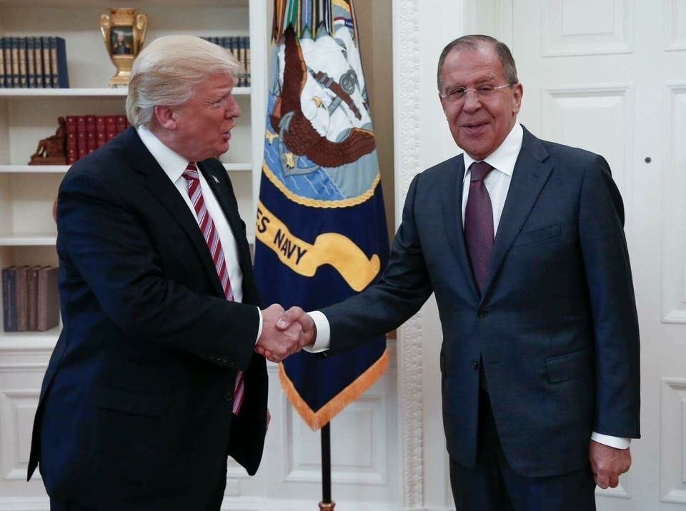 Trump Divulged Highly Classified Information To Russians