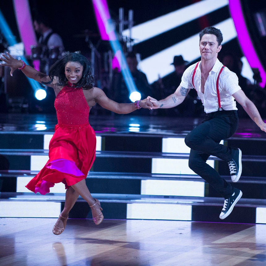 DWTS Judges Were Just As Shocked As Anyone That Simone Biles Was Eliminated
