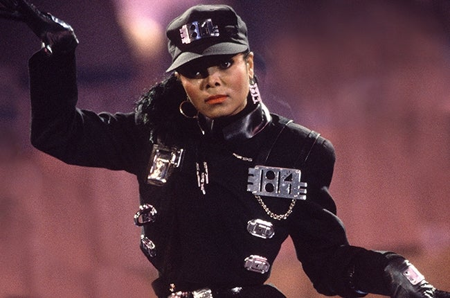 12 Janet Jackson Dance Routines Every Black Girl Lived For Growing Up 89c02c73644